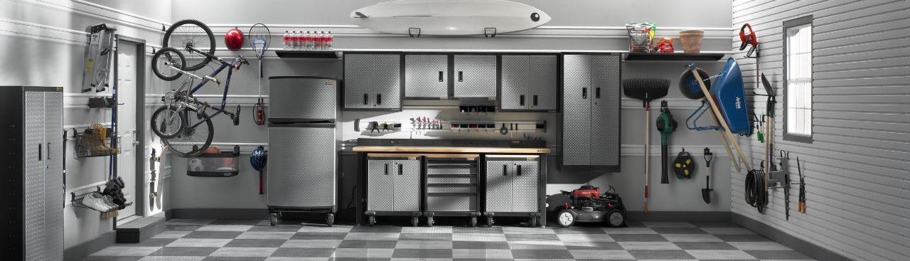 Gladiator Storage Product Range